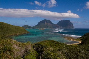 Lord Howe Island From North 300X199
