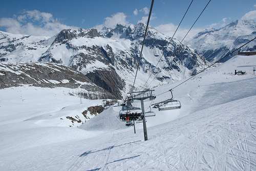 Tignes France Ski Resort Ski Map Resort Guide Columbus