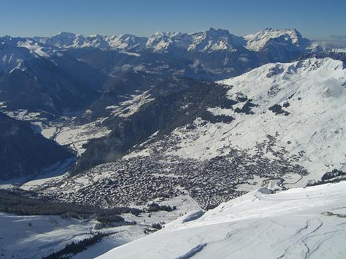 Verbier Ski Map Download