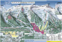 Fernie Piste Map Thumb