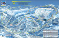 Flaine Piste Map Thumb