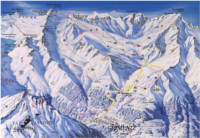 Grimentz Piste Map Thumb
