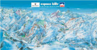 Tignes Piste Map Thumb