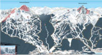 Whistler Piste Map Thumb