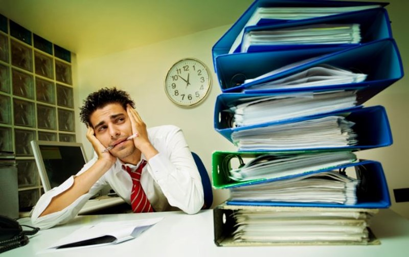 Image result for Workload At Office