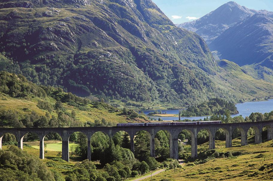 Scottish railway