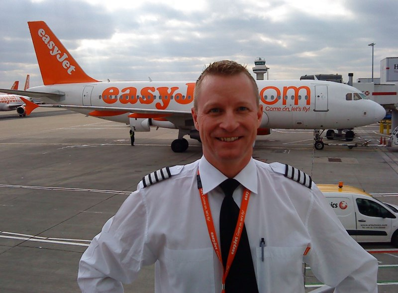 Life as a pilot: What's working for easyJet like?