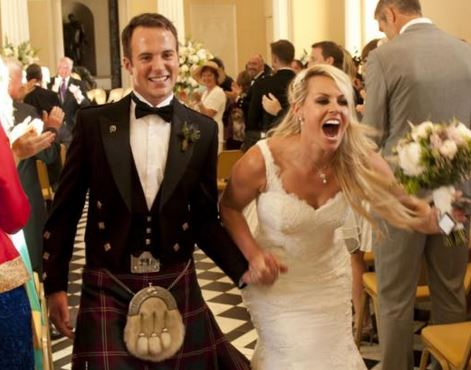 Chemmy Alcott wedding