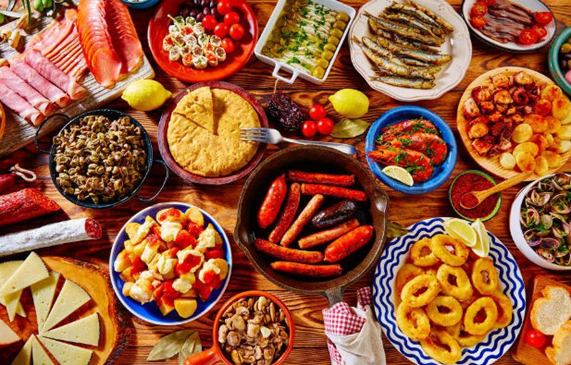 the eight spanish foods everyone s eating this summer