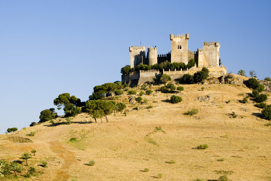 Castle on the Hill in Fuengirola