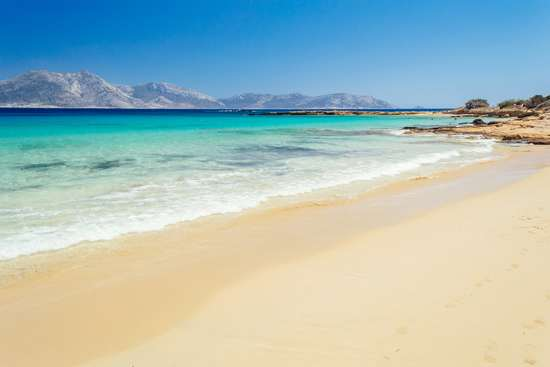 best beaches in Naxos Greece