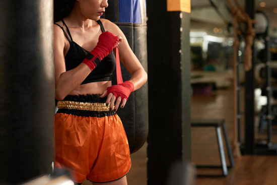 Get strapped up and have a go at the native Muai Thai Boxing in Thailand
