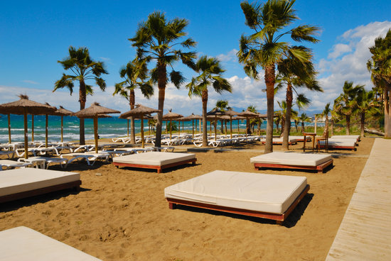Marbella is prime location to let your hair down