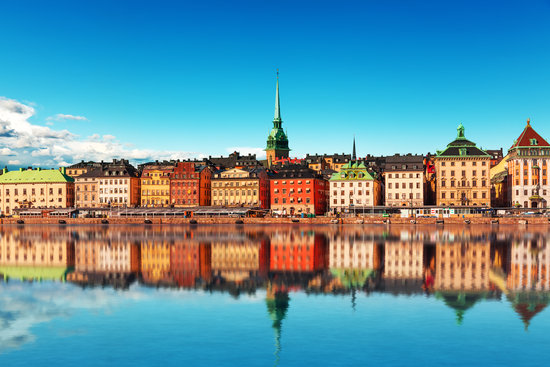 Enjoy a city break in Stockholm, Sweden
