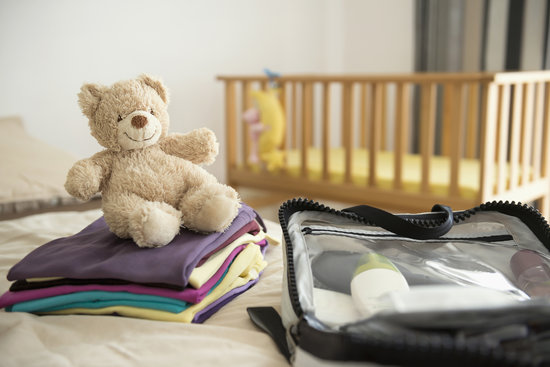 Packing the essentials for your baby can be time consuming and stressful