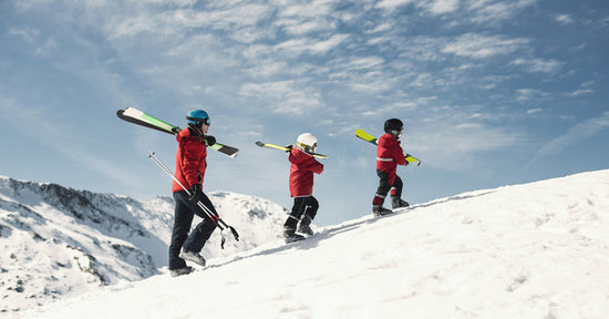 family winter sports insurance