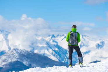 What to take and wear for your first skiing trip